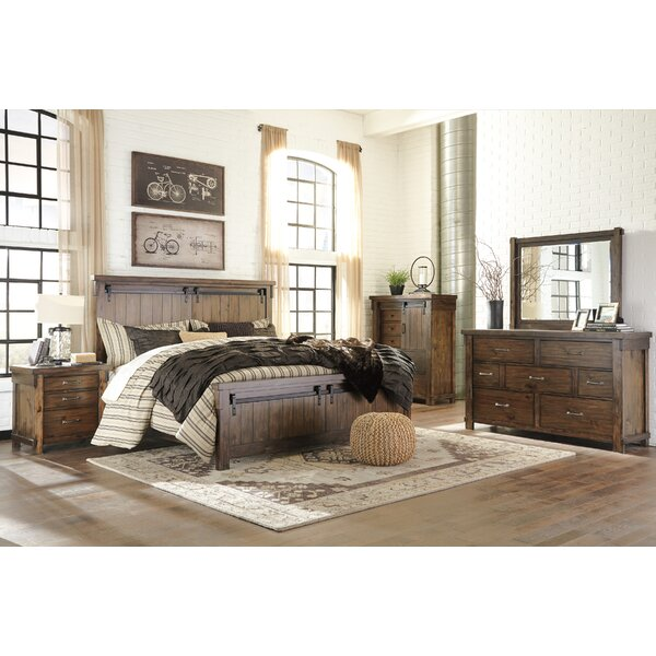 Mattalyn Panel Configurable Bedroom Set by Gracie Oaks