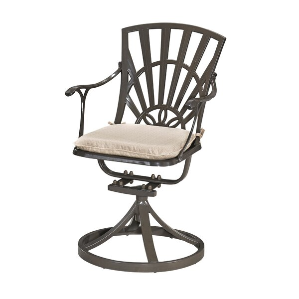 Frontenac Patio Chair with Cushion by Astoria Grand