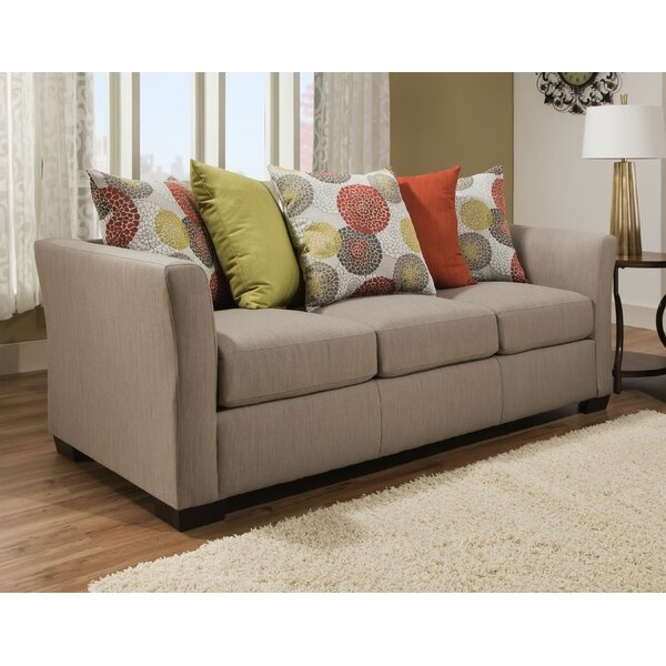 Expert Reviews Simmons Upholstery Roulston Sofa by Red Barrel Studio by Red Barrel Studio