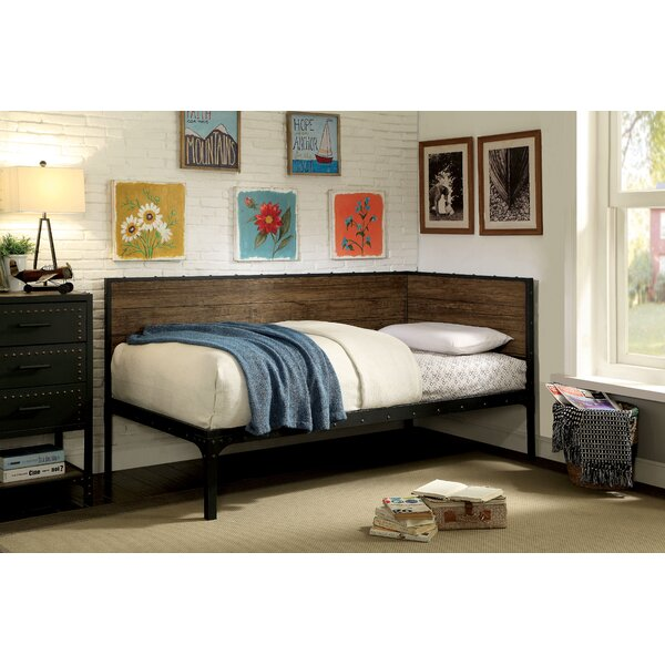 Dipalma Twin Daybed by 17 Stories