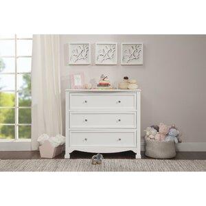 Kalani 3 Drawer Standard Dresser