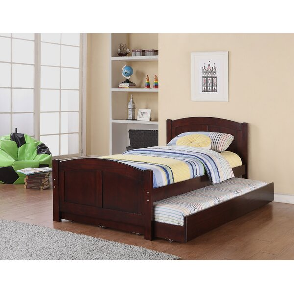 Dalley Twin Platform Bed with Trundle by Harriet Bee