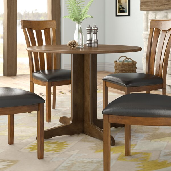 Cristobal Drop Leaf Dining Table by Loon Peak