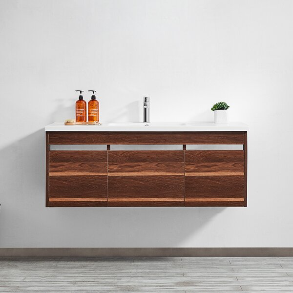 Adalynn 48 Single Bathroom Vanity by Wrought Studio