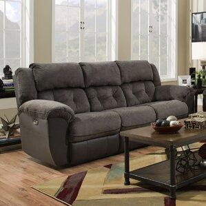 Buy luxury Red Barrel Studio George Reclining Sofa