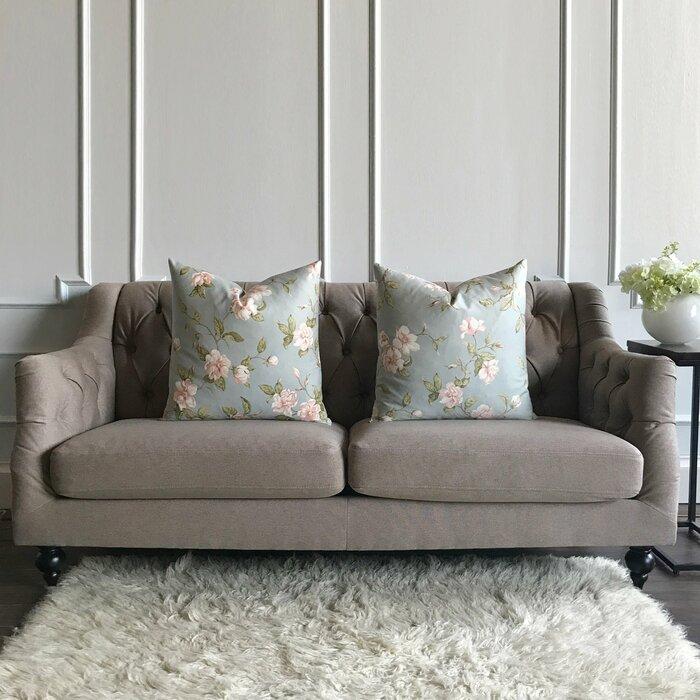 Jarrard Fl Luxury Decorative Pillow Cover