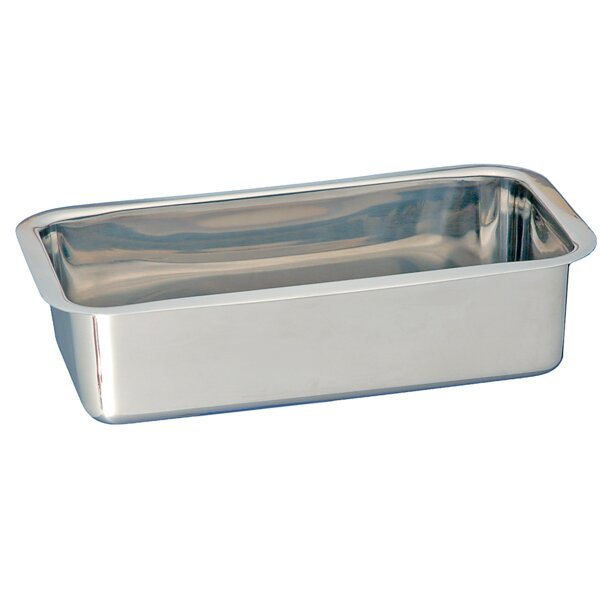 Stainless Steel Loaf Pan by Honey Can Do