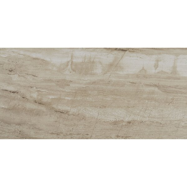 Mansfield 12 x 24 Porcelain Wood Look Tile in Sandy Flats by Itona Tile