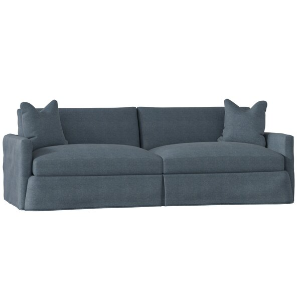 Madison XL Slipcovered Sofa By Klaussner Furniture