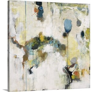'Playland' by Kari Taylor Painting Print on Canvas by Great Big Canvas