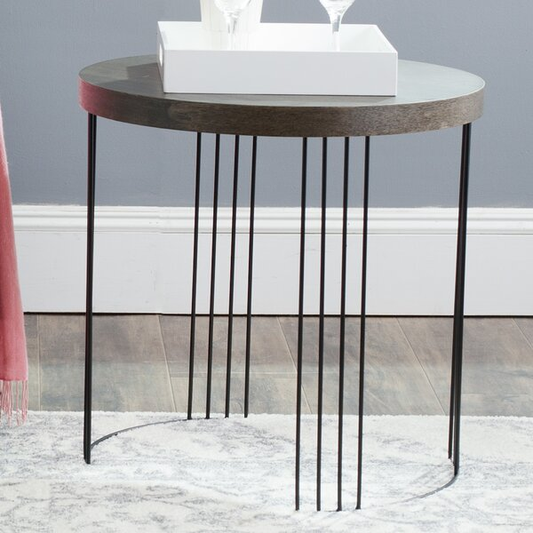 Ballance End Table by Modern Rustic Interiors