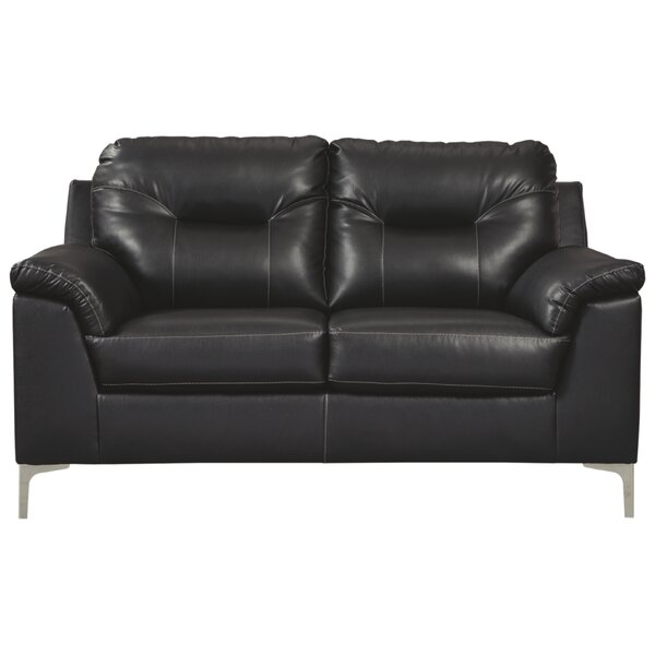 #1 Girard Loveseat By Orren Ellis Modern