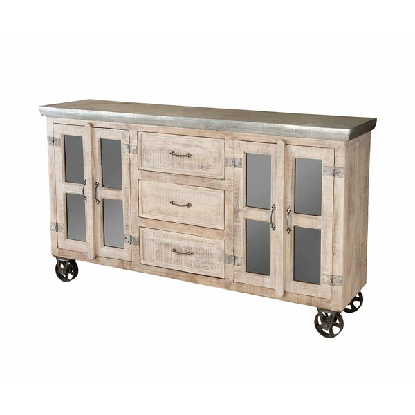 Macie 4 Door Accent Cabinet by Gracie Oaks Gracie Oaks