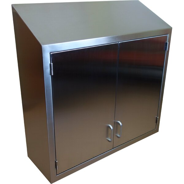 30 W x 48 H Wall Mounted Cabinet by IMC Teddy