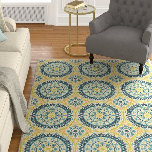Winnetka Area Rug by Darby Home Co