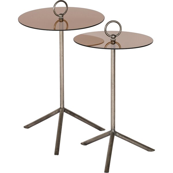 Eoin 2 Piece Nesting Tables By 17 Stories