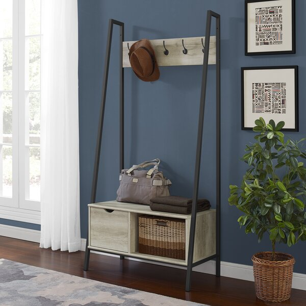 Devin Hall Tree By Modern Rustic Interiors #1