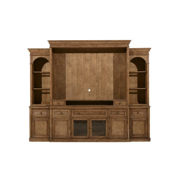 Akdeniz Entertainment Center by Bay Isle Home