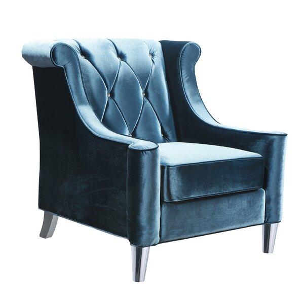 Carressa Wingback Chair by Willa Arlo Interiors Willa Arlo Interiors