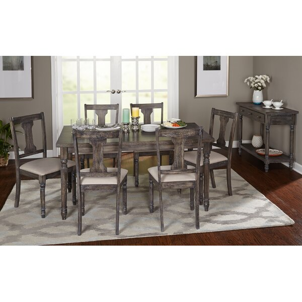 Remy 7 Piece Dining Set by Ophelia & Co.
