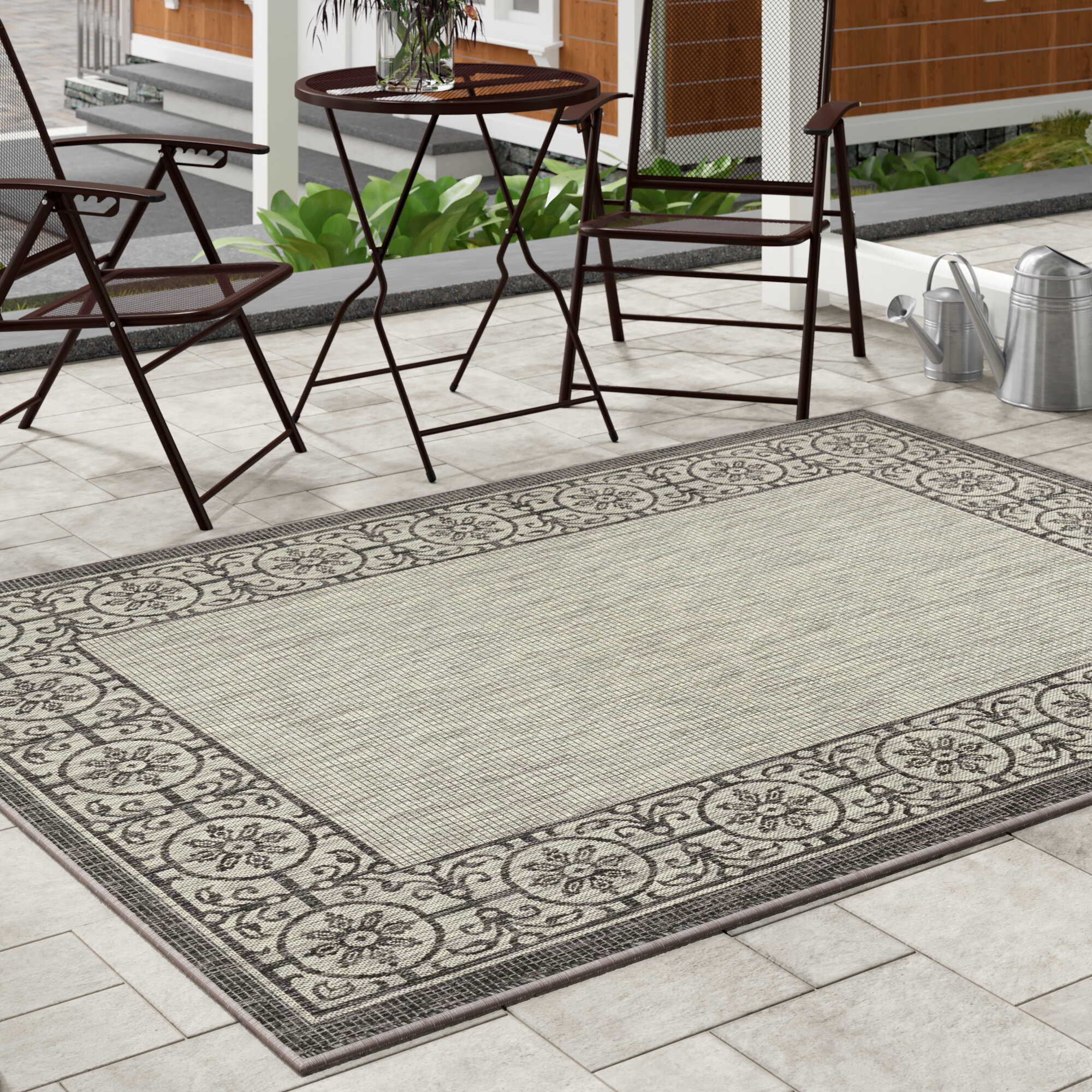 Charcoal Gray Indoor Outdoor