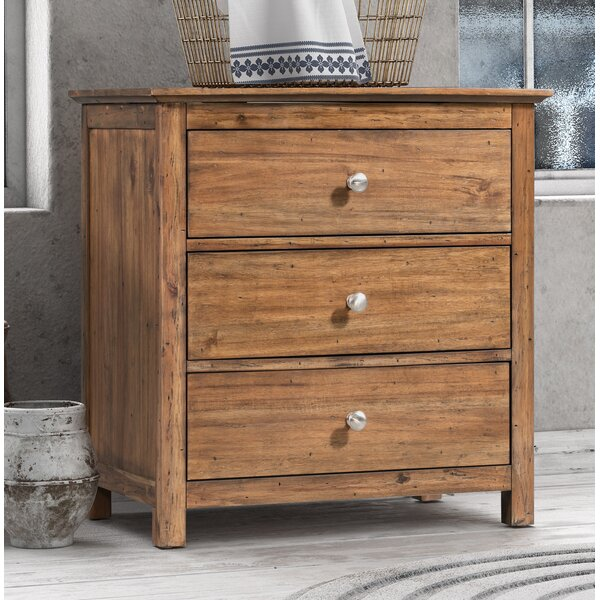 Bonview 3 Drawer Chest by Loon Peak