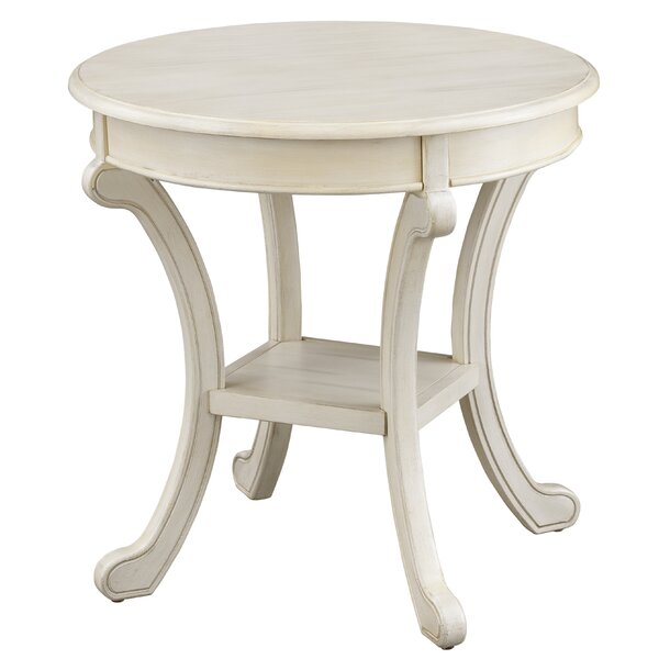 Opalo End Table With Storage By One Allium Way®
