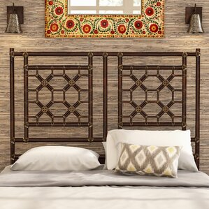 Dru Queen Open-Frame Headboard by World Menagerie