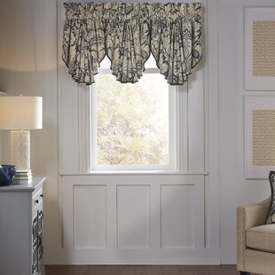 valances for large windows diy auden 42 valances for large windows wayfair