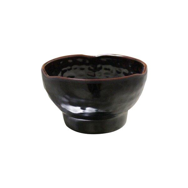 Herman 10 oz. Melamine Wave Rice Bowl (Set of 12) by Bloomsbury Market