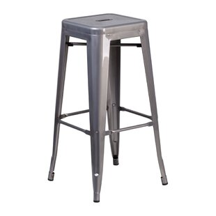 Mcdermott 30.25 Bar Stool by Gracie Oaks