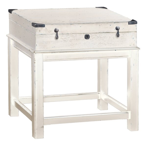 Colne End Table With Storage By Highland Dunes