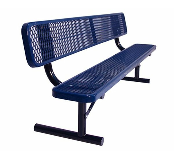 Diamond Pattern Bench by Ultra Play