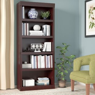 Review Clintonville Standard Bookcase by Darby Home Co