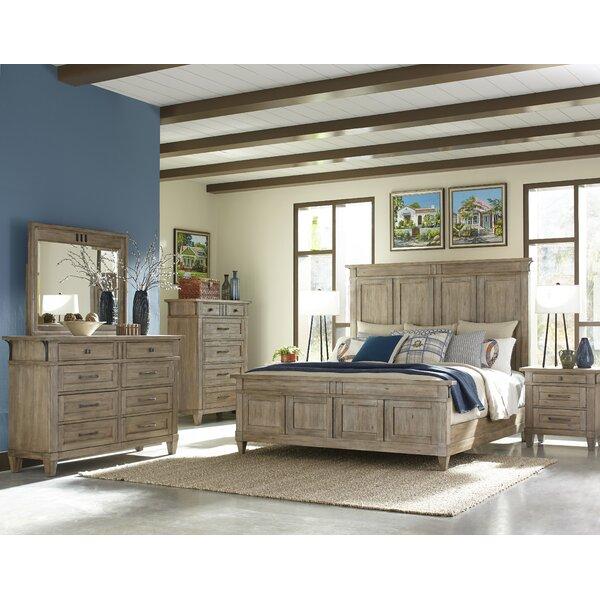 Ariel Panel Configurable Bedroom Set by Gracie Oaks