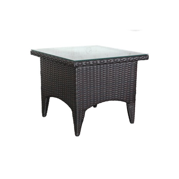 Bellagio Square Side Table by Anderson Teak