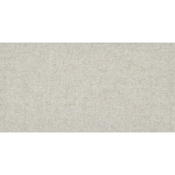 Tektile 12 x 24 Porcelain Fabric look Tile in Matte glaze Beige by MSI