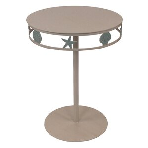 Nude End Table by Coast Lamp Mfg.