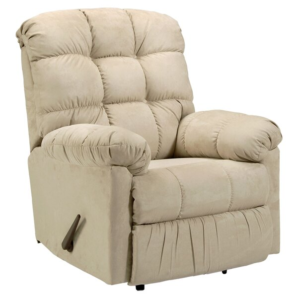 Duty Manual Rocker Recliner [Red Barrel Studio]