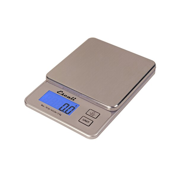 Vera Compact Digital Kitchen Scale by Escali