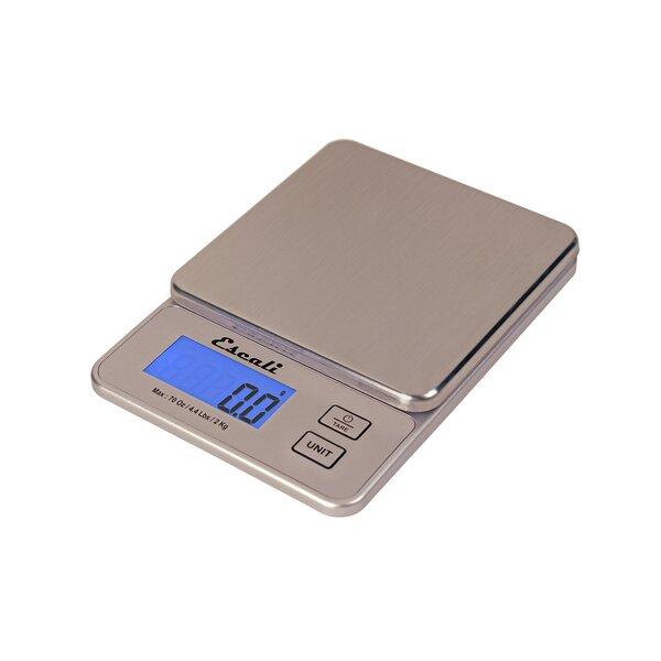 Vera Compact Digital Kitchen Scale by Escali