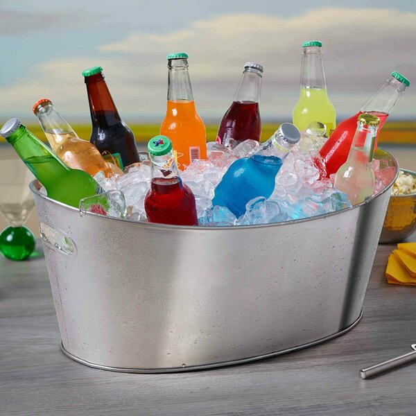 Oval Party Beverage Tub by BirdRock Home