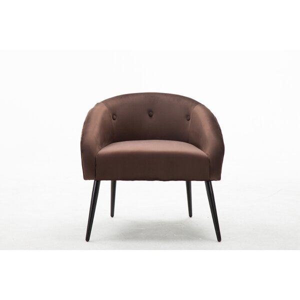 Narron High Feet Armchair by George Oliver