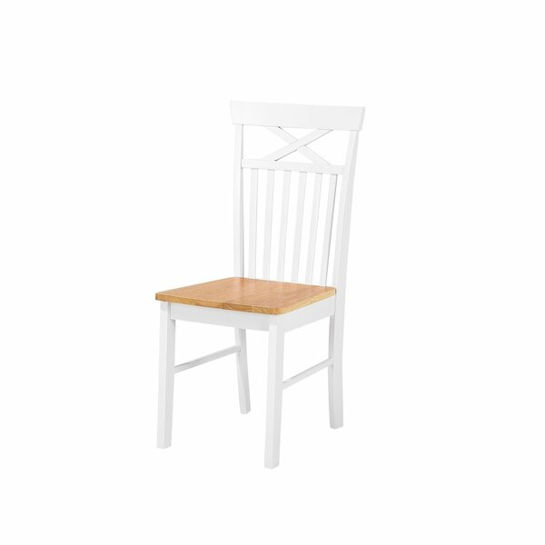 Scurlock Solid Wood Dining Chair (Set of 2) by August Grove