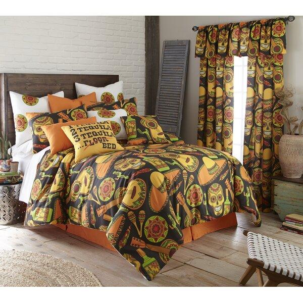 Jones Comforter Set by Zipcode