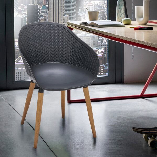Monterrey Outdoor Patio Dining Chair (Set of 2) by Corrigan Studio