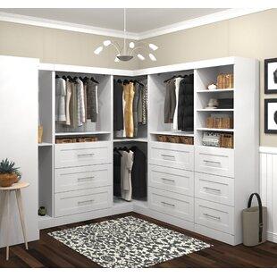 Online Reviews Navarro 100.2W Closet System ByBeachcrest Home