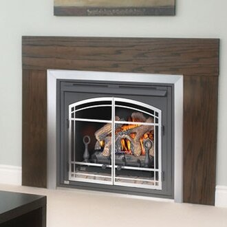 Napoleon 42 Zero Clearance Vent Free Wall Mount Gas Fireplace