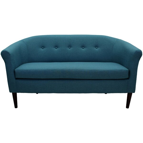 Reichenbach Settee by Wrought Studio