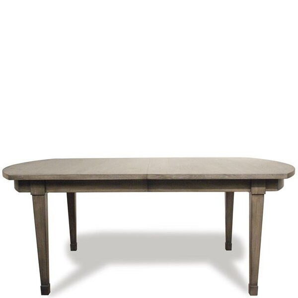 Karpinski Extendable Dining Table by Three Posts